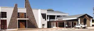 Lusaka Baptist Church (June 2010)
