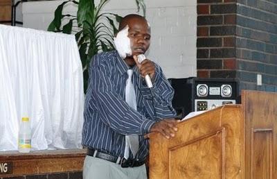 07 - Theo Soko preaching