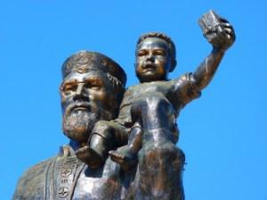 Statue of Saint Nicholas