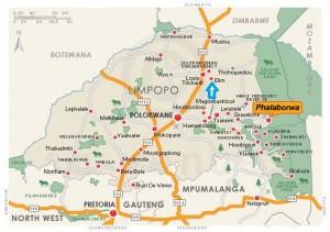 Elim - Map