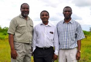 Conrad Mbewe, Ronald Kalifungwa & Choolwe Mwetwa