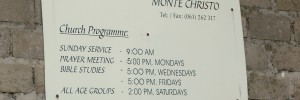 Evangelical Baptist Church (Monte Christo, Windhoek)