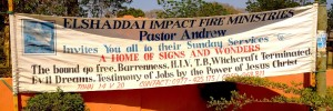 Is the evangelical church in Africa really glorifying God?