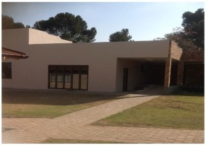 Midrand Chappel - Chruch Building