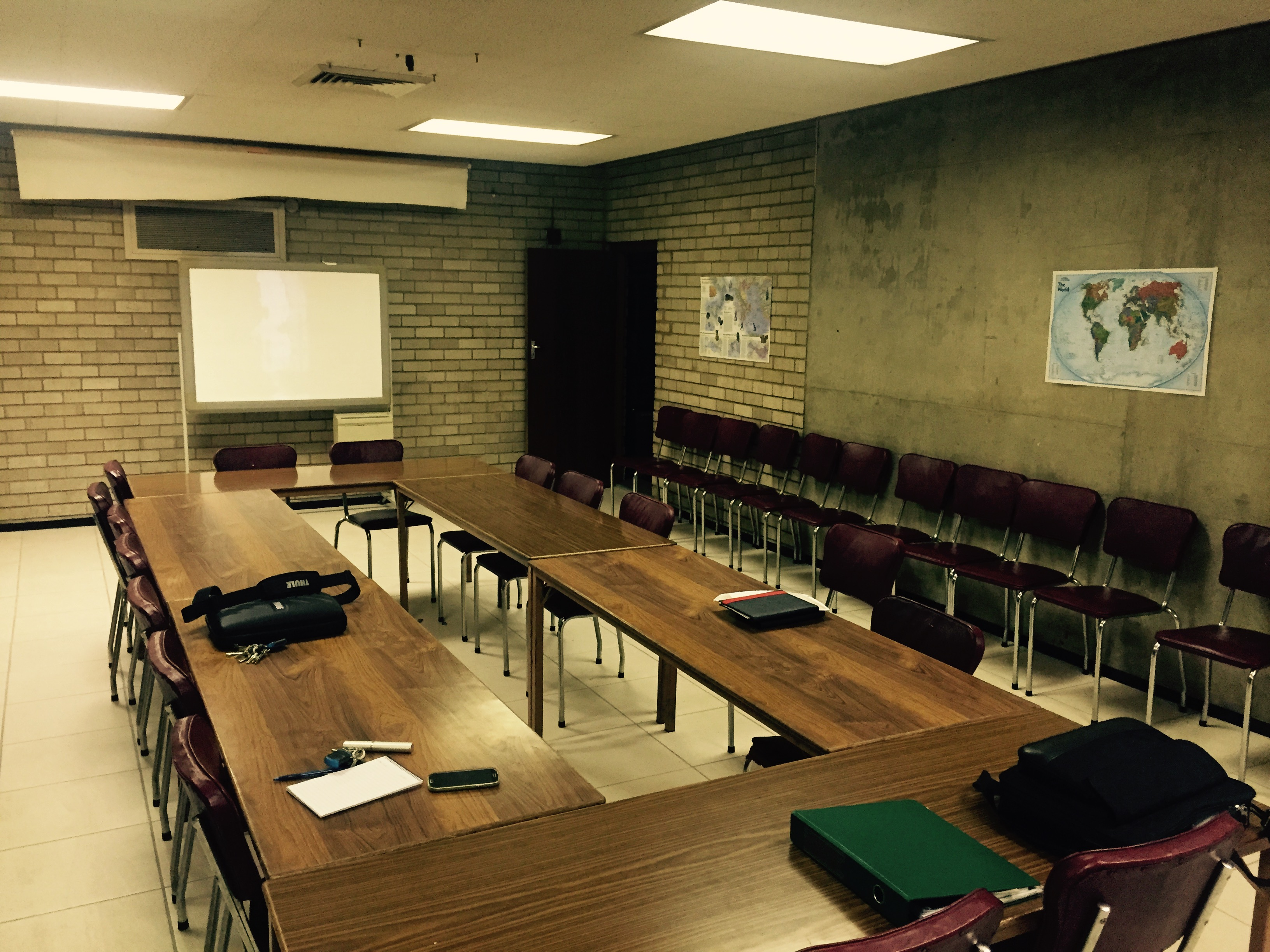 Mukhanyo Theological College Is Ideally Situated In Johannesburg It Within Walking Distance Of The Gautrain Park Station