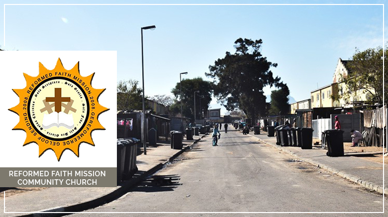 Ministry Update: Reformed Faith Mission Community Church (Belville South, South Africa) (December 2020) (Mario)