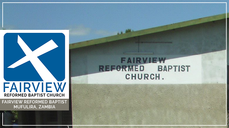 Ministry Update: Fairview Reformed Baptist Church (March 2011)