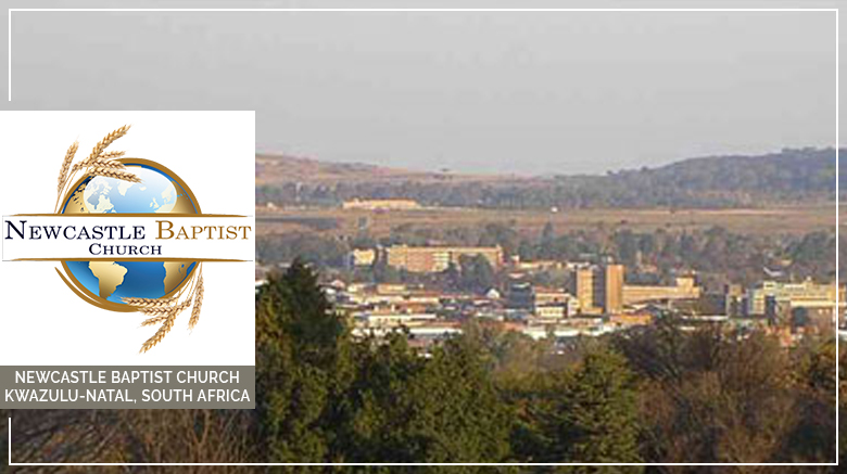 Ministry Update: Newcastle Baptist Church (August 2020)